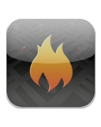 Heat Tracker app icon